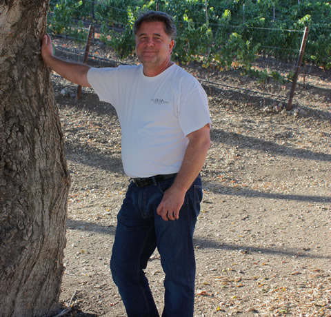Winemaker Brett Escalera